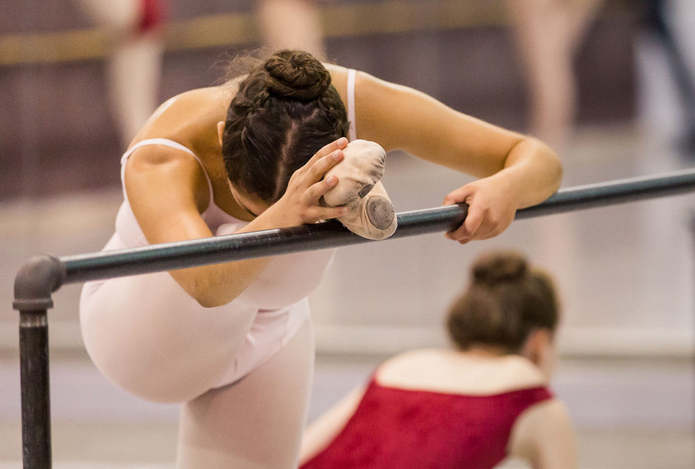 What Happens in a Typical Ballet Class?