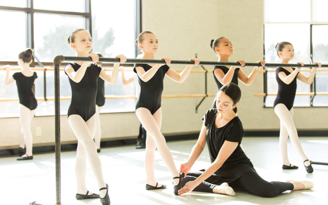 Five Kids Ballet Workouts at Home