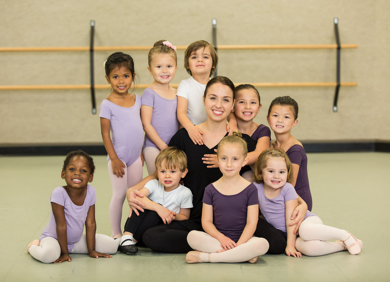 Ballet Classes for 3 Year Olds and Up