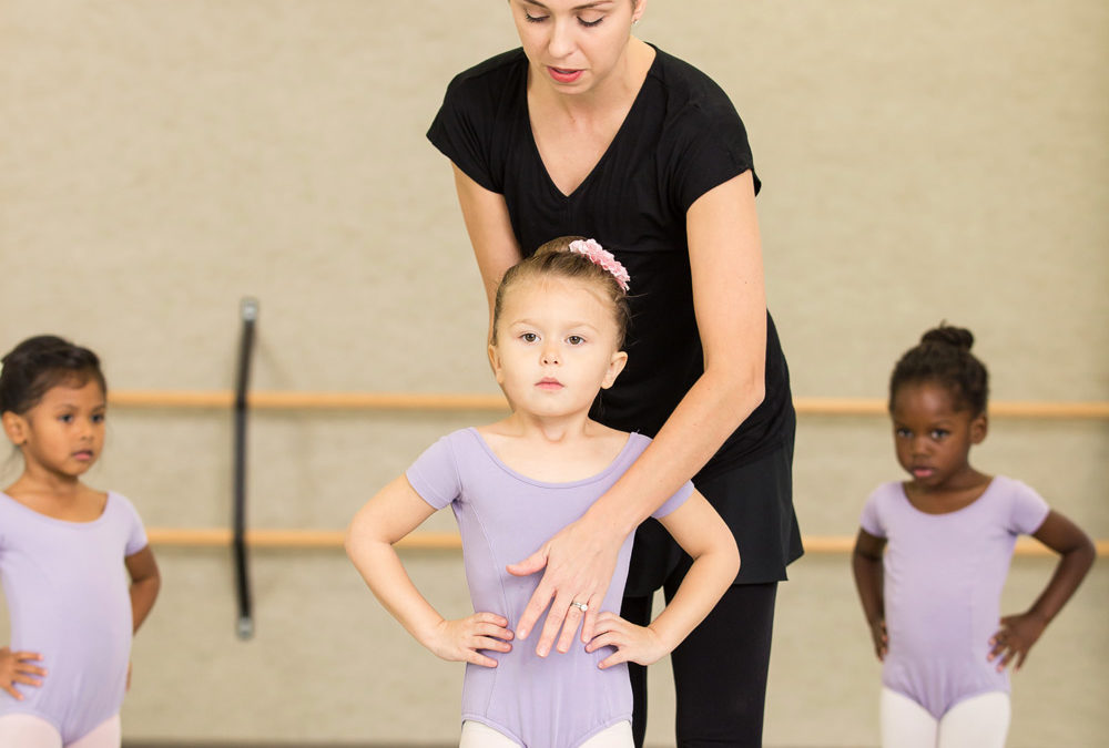 3 Benefits of Enrolling Your Child in Ballet