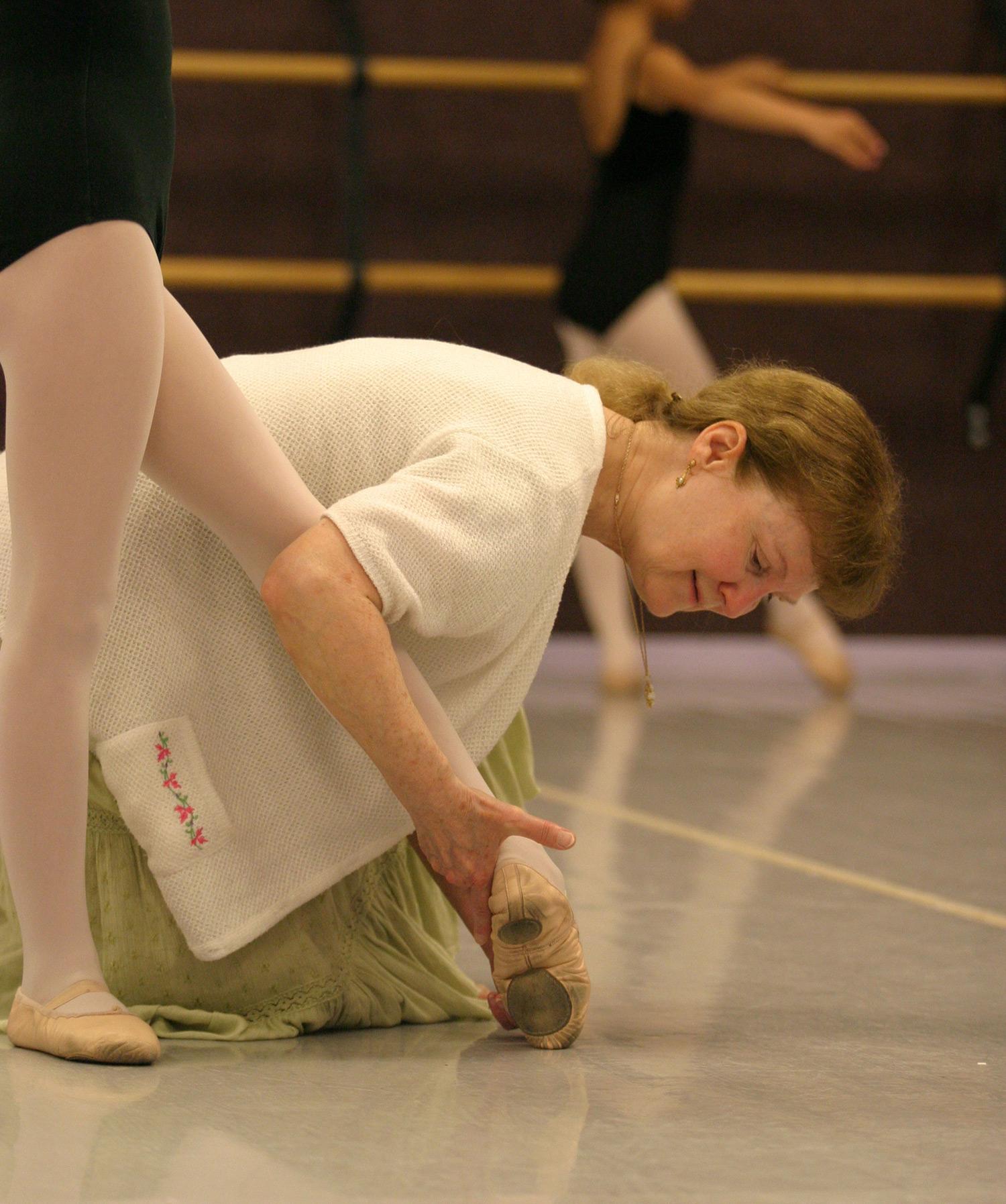 Ballet Teacher Workshop