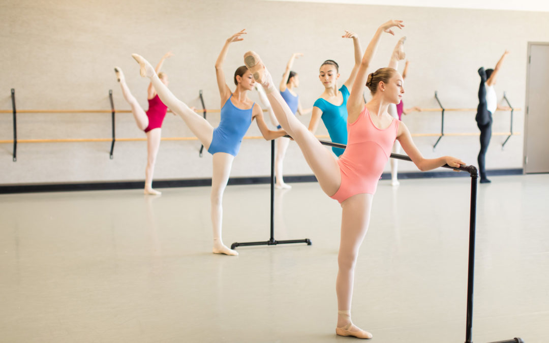 Everything You Need to Know About Summer Ballet Intensives