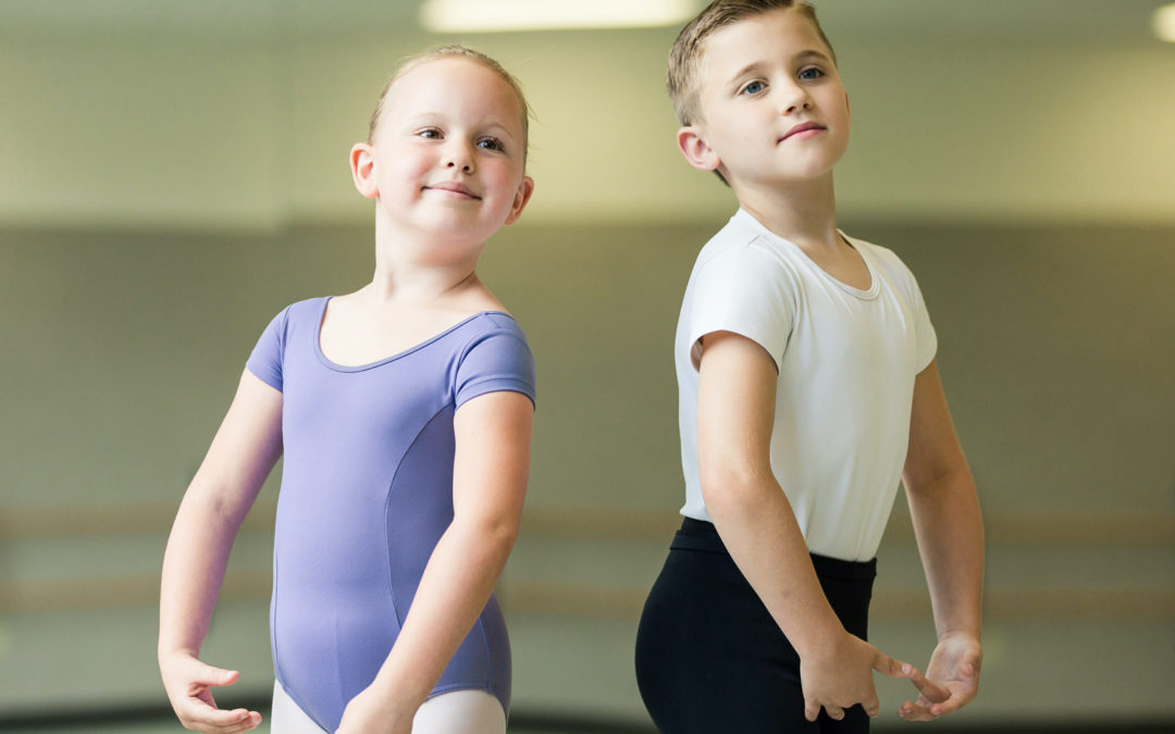 What You Learn in Pre-Ballet Classes